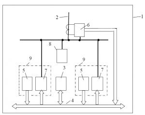 Схема twin power 15
